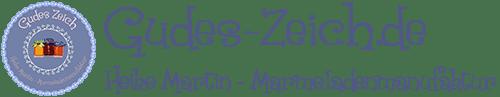 Gudes Zeich – die Marmeladenmanufaktur Logo